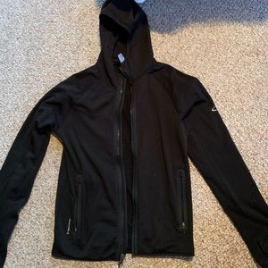 Champion MENS small black jacket